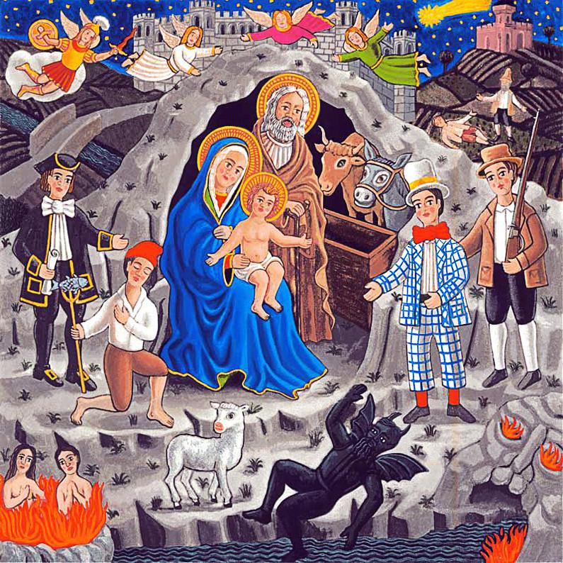 La Cantata dei Pastori di Gennaro Vallifuoco